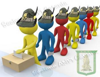 Elezione degli Organi Periferici dell'Associazione